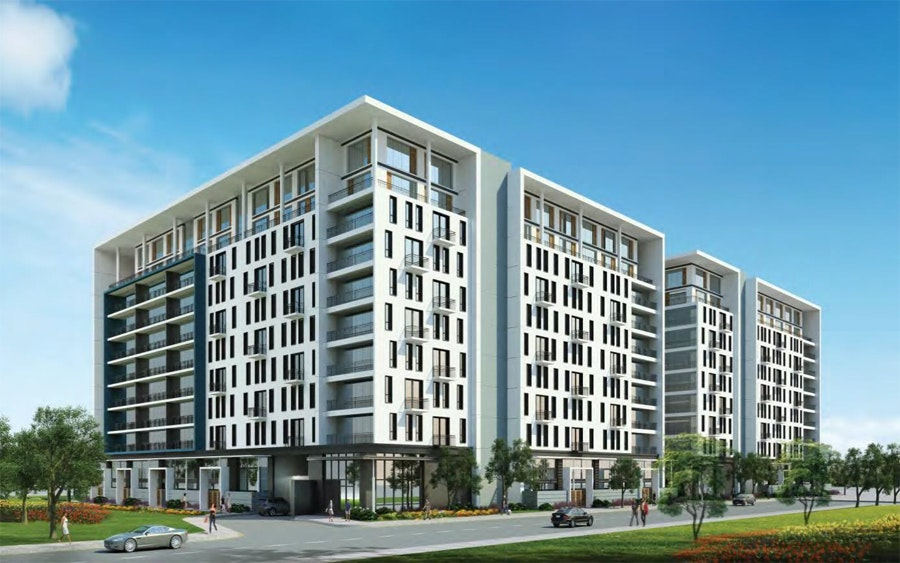 Black Creek Multiresidential project