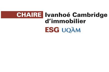 Real Estate Chair at ESG UQAM