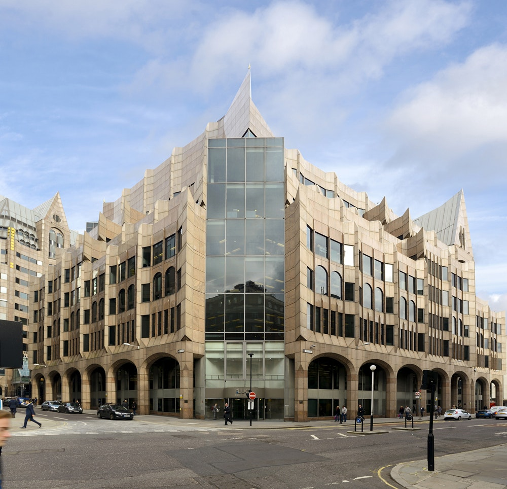 3 Minster Court in the City of London