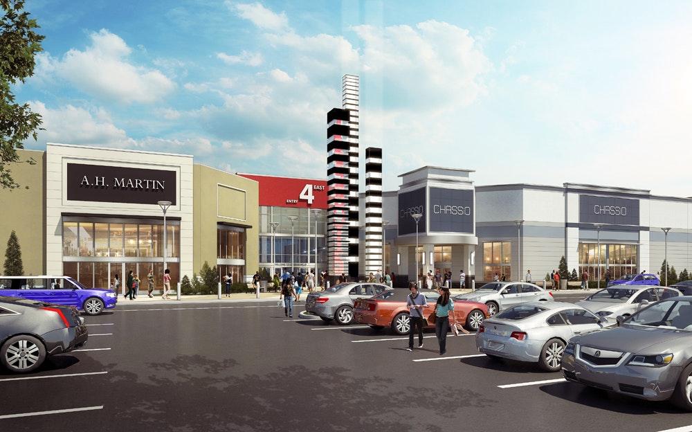 Vaughan Mills Shopping Centre