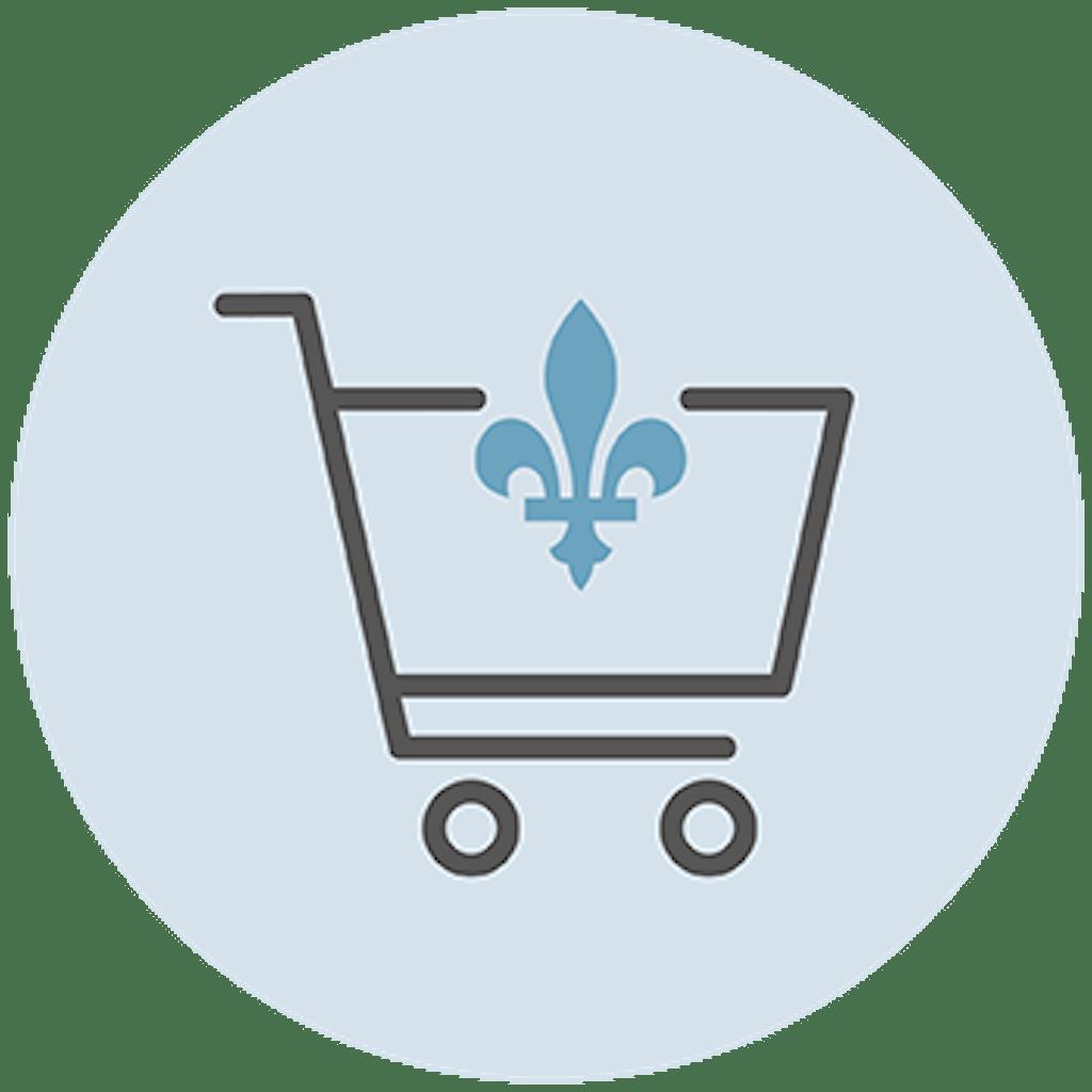 The Panier Bleu project