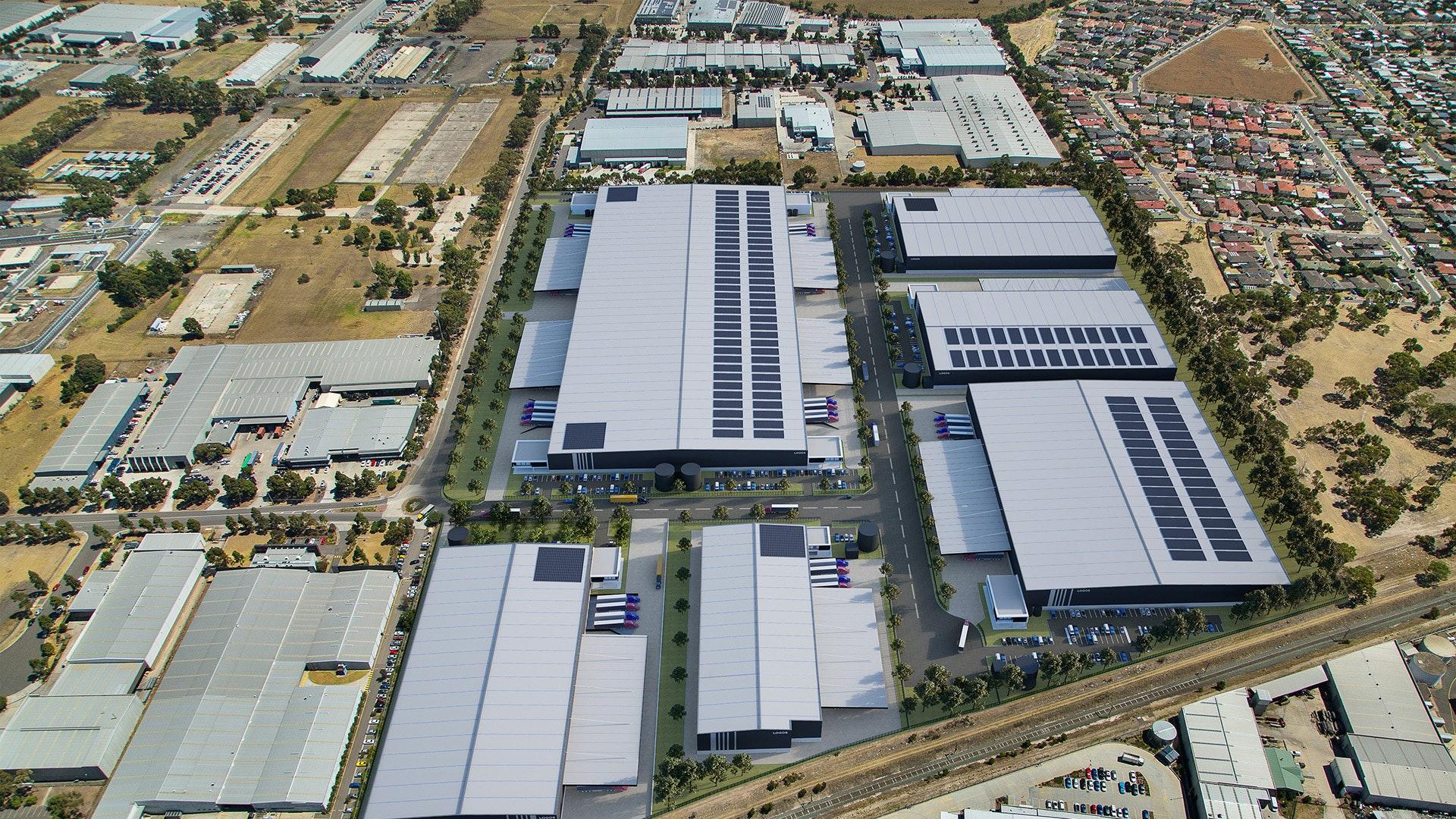 Ivanhoé Cambridge fait l'acquisition d'un site de développement logistique à Broadmeadows, Melbourne