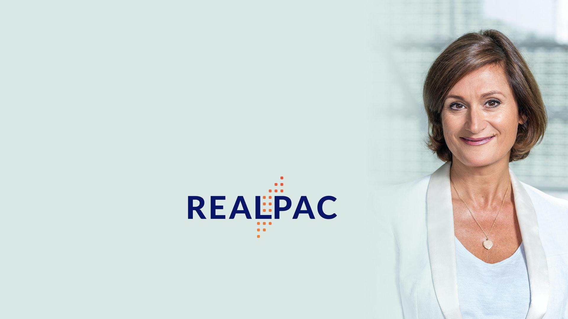 Nathalie Palladitcheff nommée vice-présidente de REALPAC pour 2021-2022