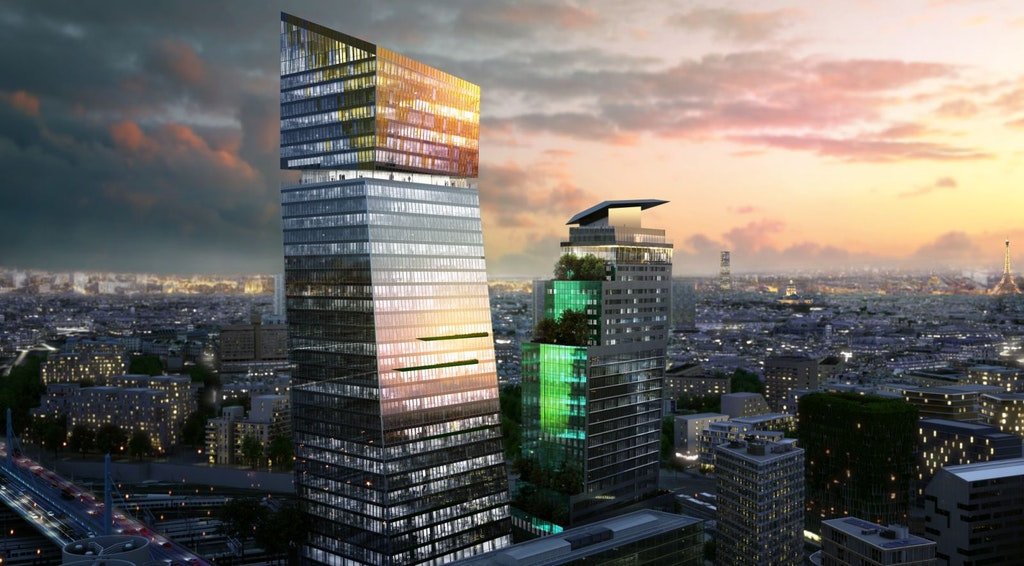 Duo Tower, First Green Certification of a commercial real estate loan in Europe